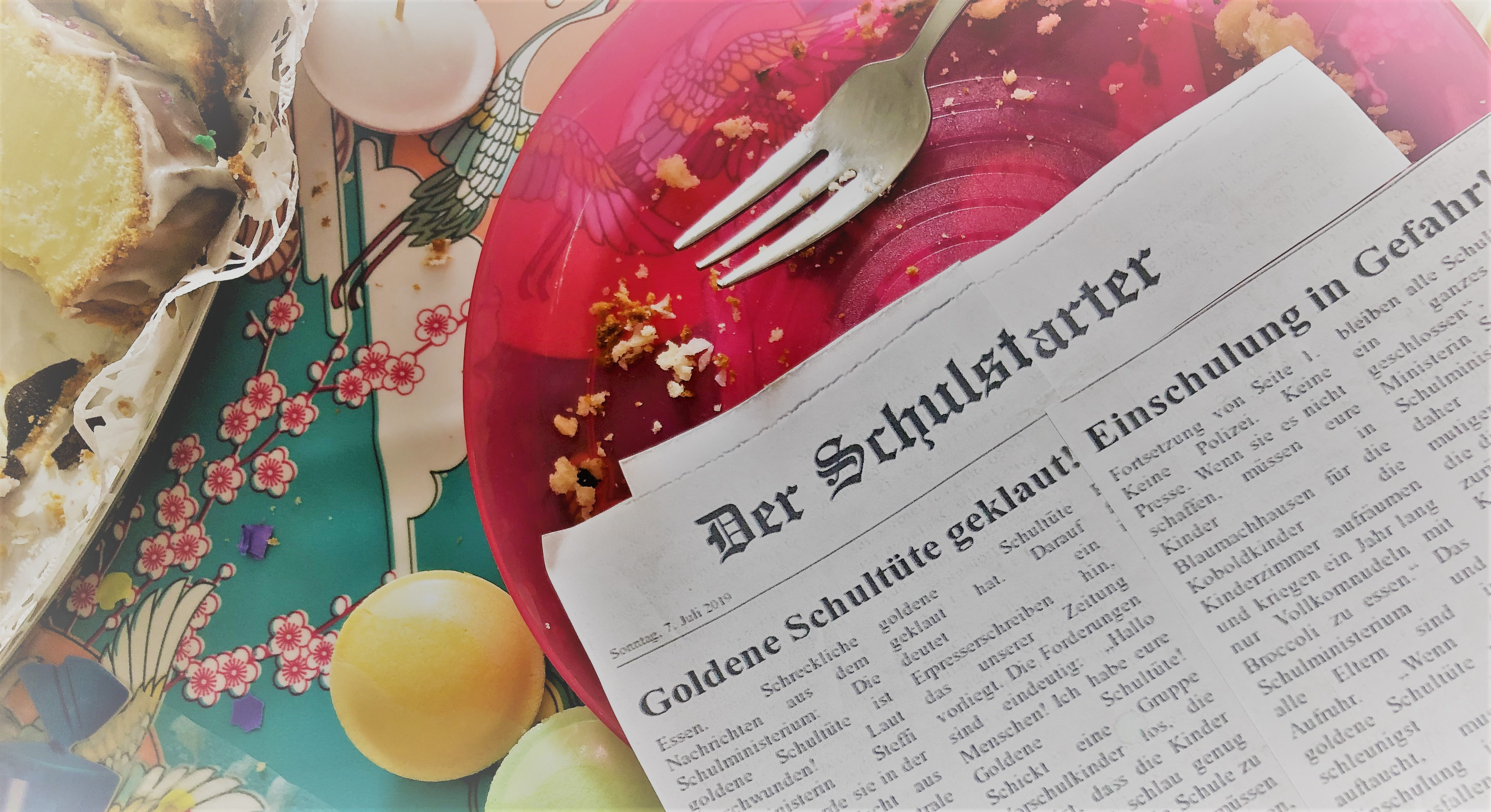 Mit dem Zeitungsartikel-Generator erstellt